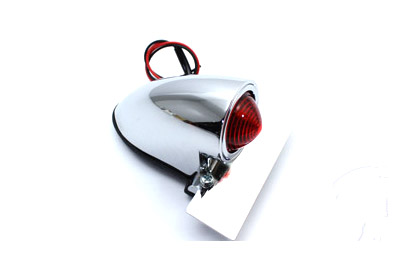 Chrome Sparto Style Tail Lamp