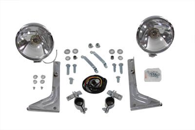 *UPDATE Chrome Spotlamp Kit