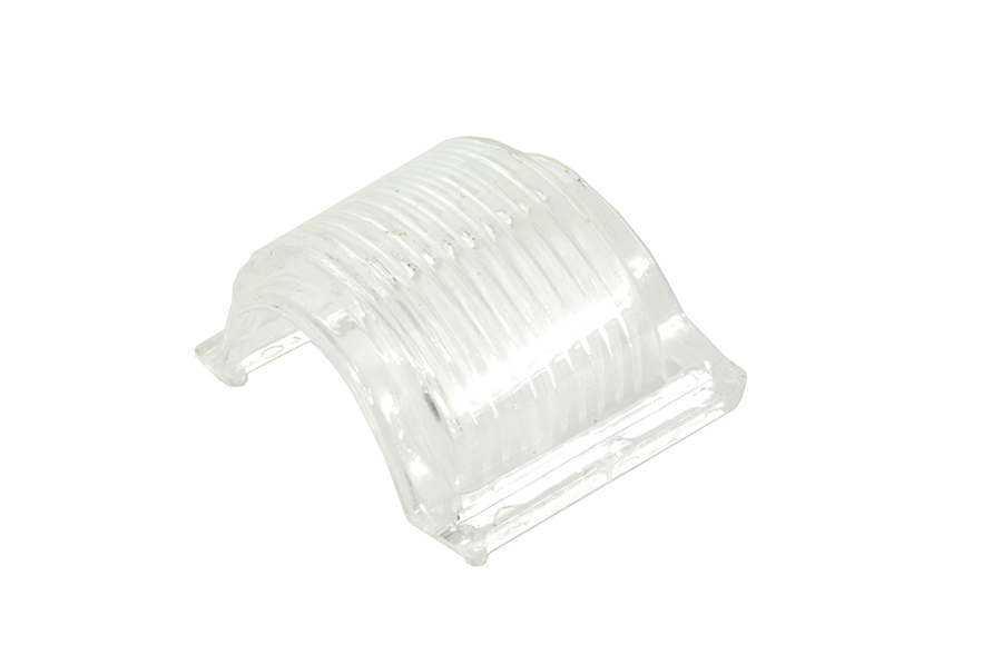 Tail Lamp Lens Plastic Clear Top