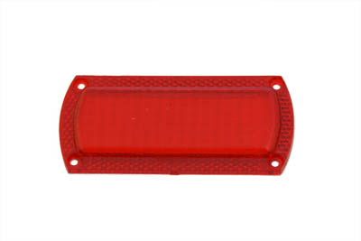 *UPDATE Lens Only for Tail Lamp Rectangular Red