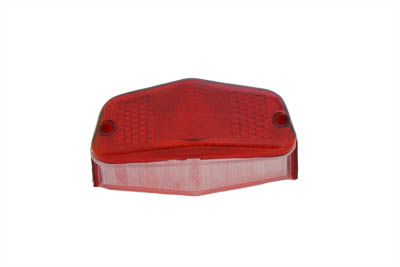 Tail Lamp Lens Only Sport Style Red