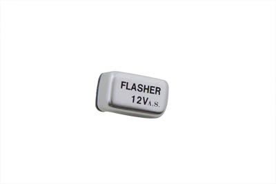 Replica Rectangular 12 Volt Turn Signal Flasher