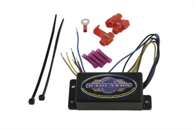 Intensifier Turn Signal Hi-Low Module, Dual Type