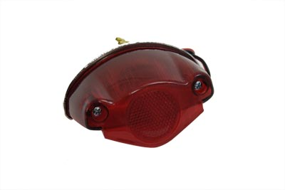 "4"" Mini Tail Lamp with Bulb"