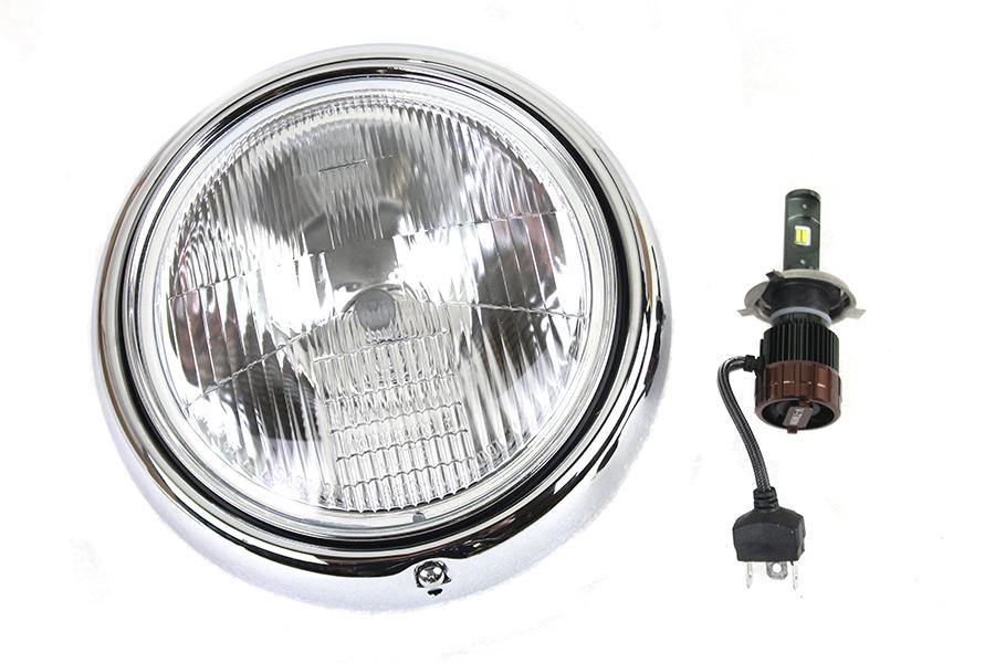 "7"" LED/H-4 Headlamp Unit"