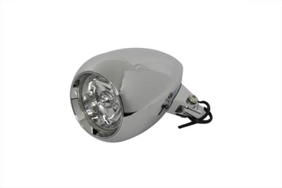 "4-1/2"" Round Headlamp Protolyte"