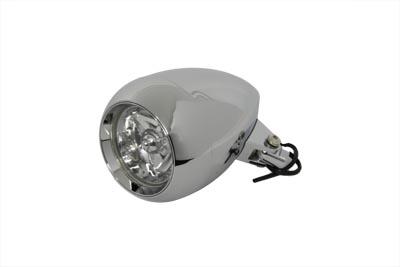 "*UPDATE 4-1/2"" Round Headlamp Protolyte"