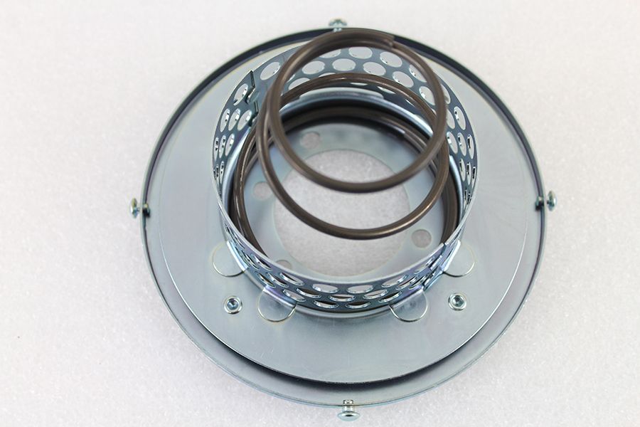 "6"" Air Cleaner Backing Plate"