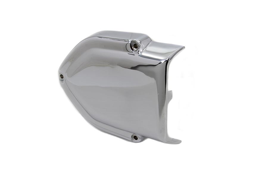Wyatt Gatling Chrome V-Charger Air Cleaner 34-0638