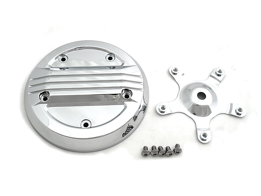 Air Flow Air Cleaner Insert Kit Chrome