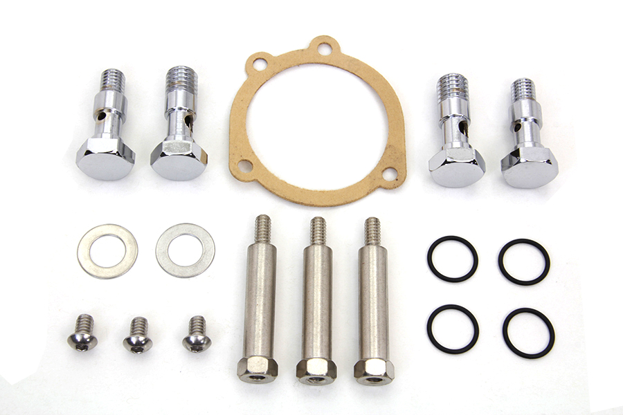 Breather Bolt and Stud Set