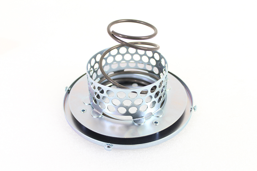 """6"""" Air Cleaner Backing Plate"""