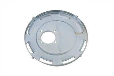 J-Slot Air Cleaner Backing Plate Zinc Plated