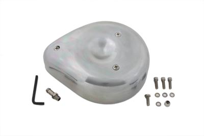 *UPDATE Polished Tear Drop Air Cleaner