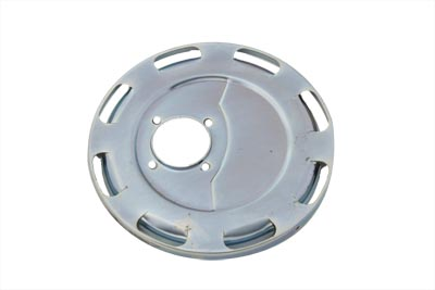 Air Cleaner Backing Plate Zinc Plated