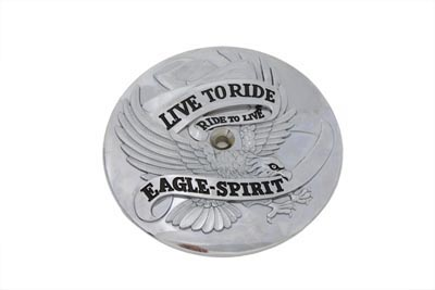 Eagle Spirit Air Cleaner Insert Chrome