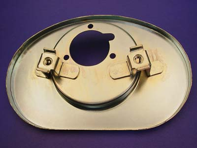 *UPDATE Air Cleaner Backing Plate