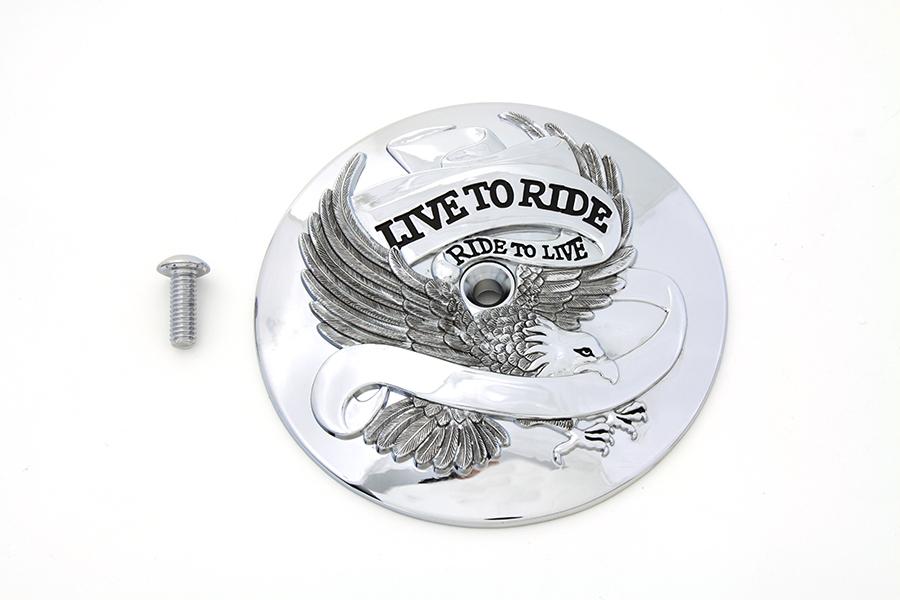 *UPDATE Eagle Spirit Air Cleaner Insert Chrome