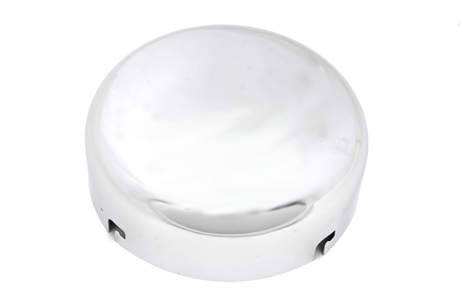 "Chrome 6"" Air Cleaner Cover"