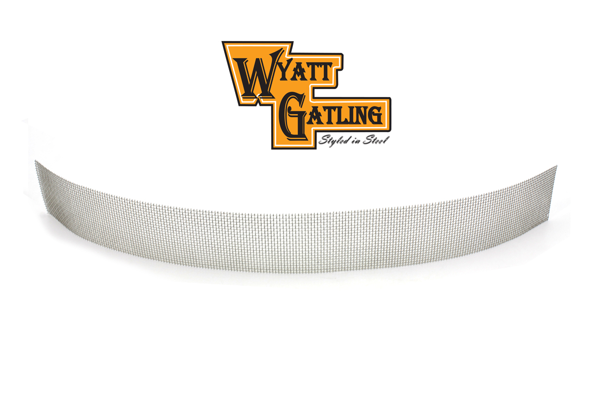 Wyatt Gatling Air Cleaner Screen Chrome