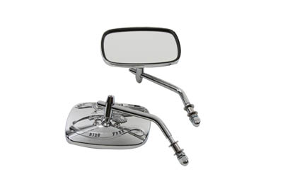*UPDATE Ride Free Mirror Set Chrome