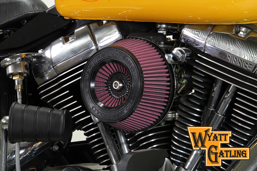 Wyatt Gatling Inverted Air Filter Kit