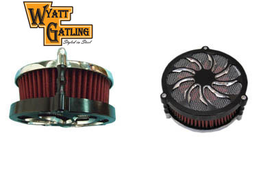 Wyatt Gatling EFI Air Cleaner Assembly Black