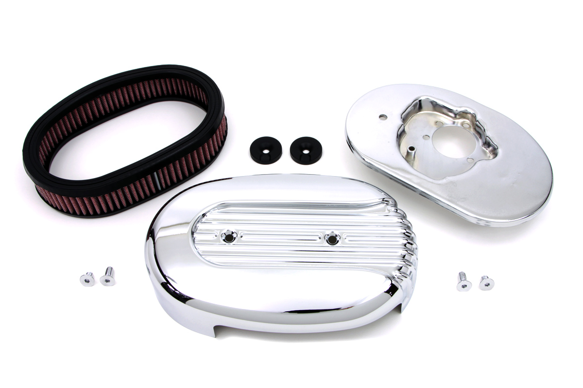 Oval Air Cleaner Kit