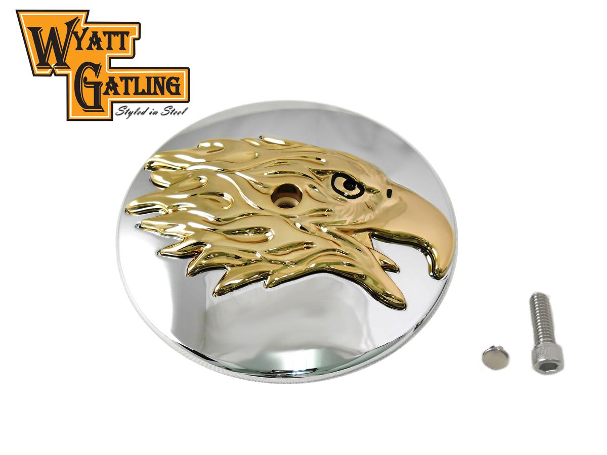 *UPDATE Wyatt Gatling Round Eagle Air Cleaner Cover Insert