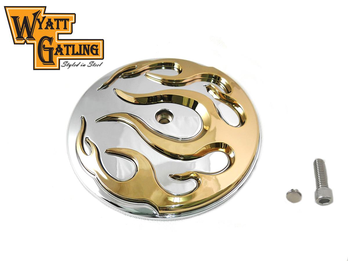 Wyatt Gatling Flame Air Cleaner Cover Insert