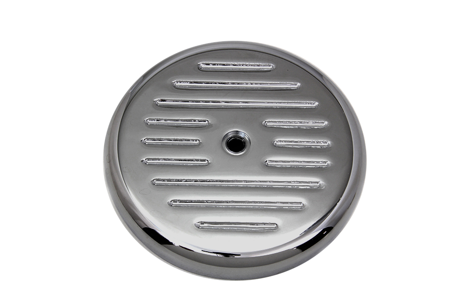Chrome Ball Milled Air Cleaner Cover