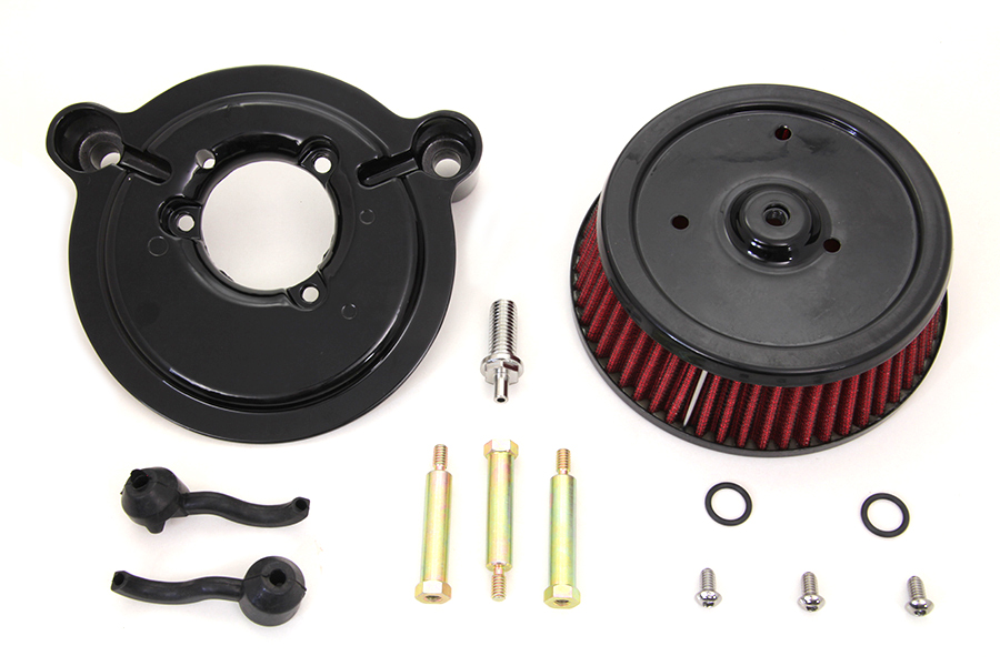 *UPDATE Performance Air Cleaner Kit with Black Backing Plate