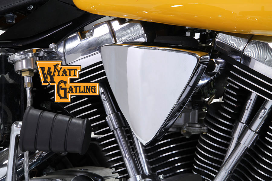 Billet Wyatt Gatling Air Cleaner Assembly