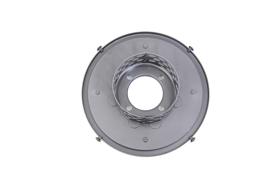 Parkerized Air Cleaner Backing Plate