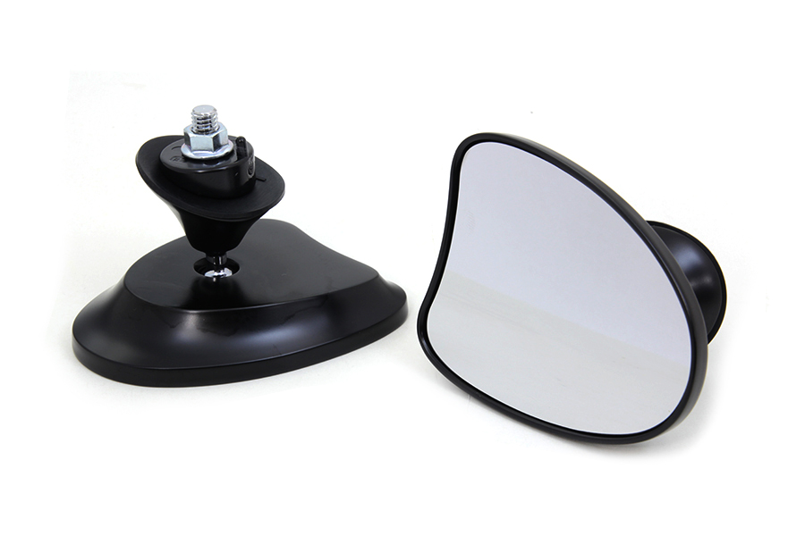 Mini Fairing Mirror Set Black