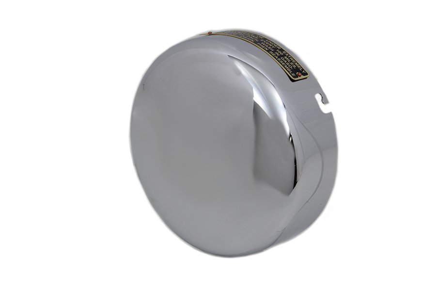 "6"" Chrome Air Cleaner Cover"