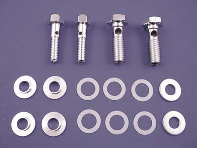 Breather Bolt Set
