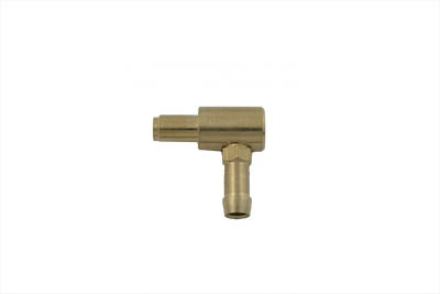 High Flow Fuel Inlet Brass