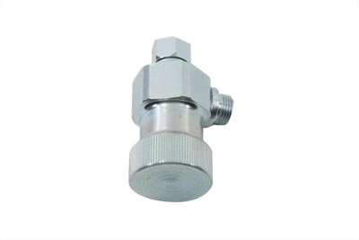 Fuel Strainer Body Zinc with Cap