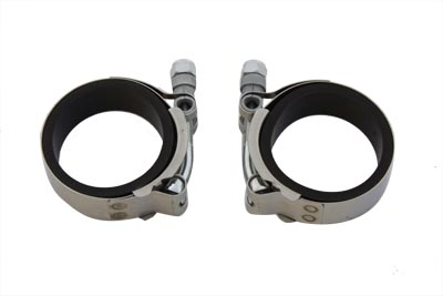 Power Intake Manifold Clamp Kit with Flat Seals