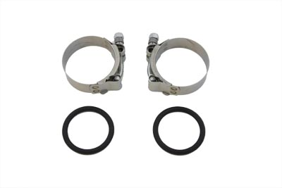 Power Intake Manifold Clamp Kit with O-Rings