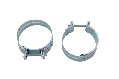 Replica Zinc Intake Manifold Clamp Set