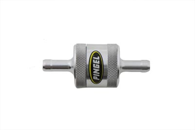 Pingel Inline Fuel Filter Polished