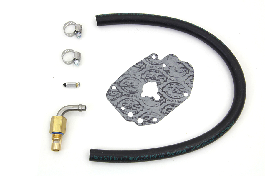 Retrofit Fuel Line Kit Black