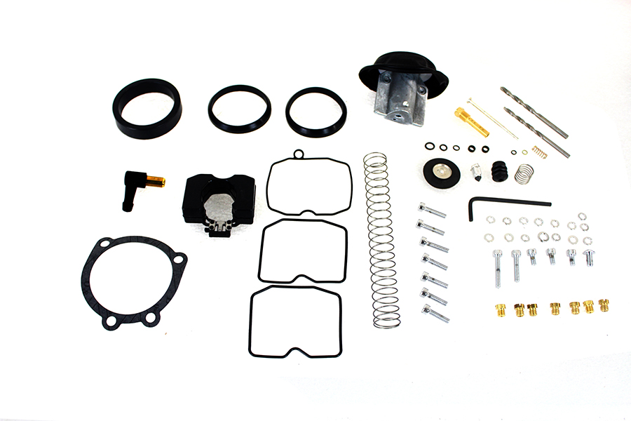 CV Carburetor Upgrade Rebuild Kit