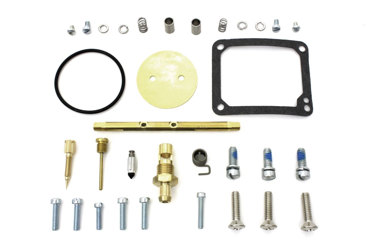 """L"" Series Carburetor Master Rebuild Kit"