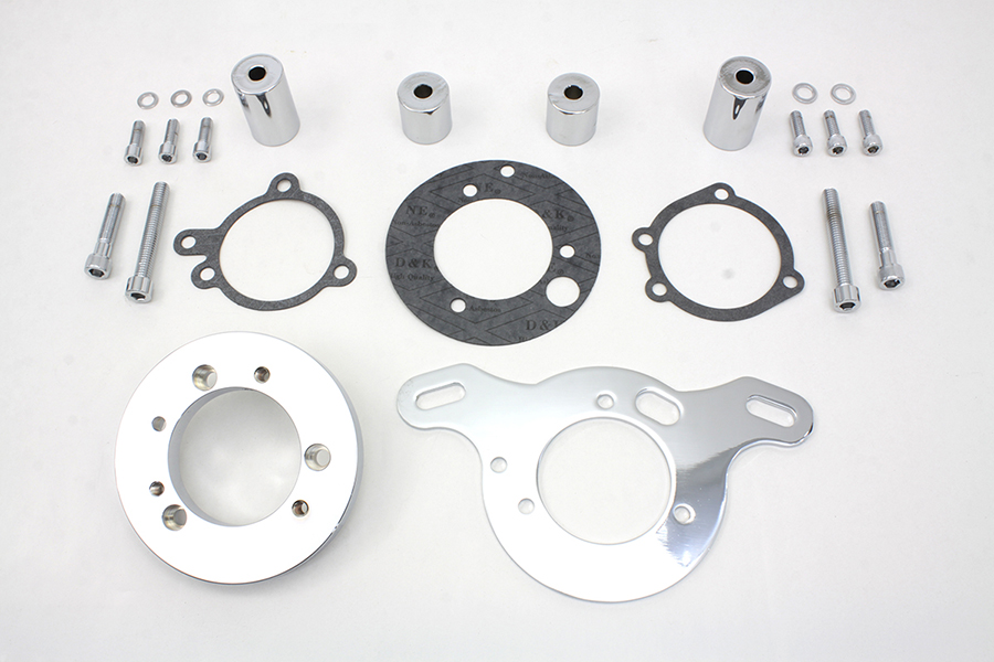 *UPDATE S&S Air Cleaner Adapter Kit