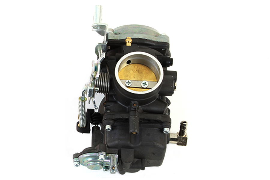 40mm CV Carburetor Assembly Black