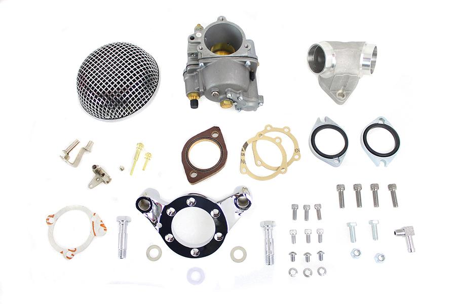 "OKO Performance 1-7/8"" Shorty Carburetor Kit Natural"