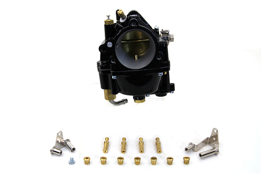 Black S&S E Carburetor